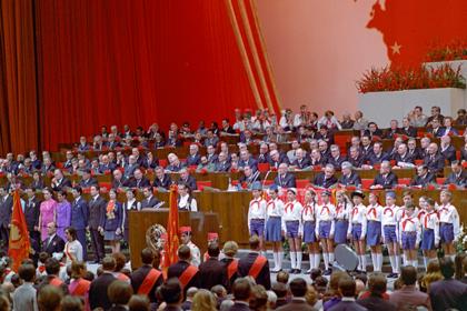 В правительстве объяснили развал СССР