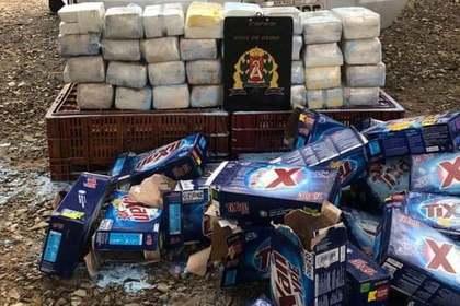 Бразильцам случайно продали кокаин вместо стирального порошка