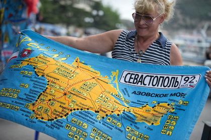 Зеленскому предложили выкупить Крым у России