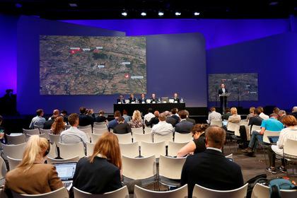 Следователи представляют новые результаты расследования катастрофы MH17