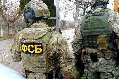 Задержанный за разбой сотрудник ФСБ признал вину