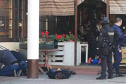 Соратники Шишкана поехали отбивать его, увидели ФСБ и уехали