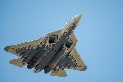 Серийным Су-57 поменяют двигатели