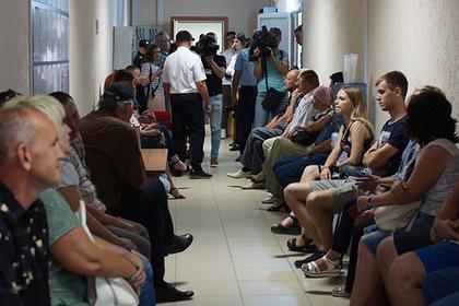 Российские паспорта получили 0,3 процента обратившихся жителей Донбасса