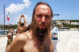 Иван Бандерблог (ака Человек Макак)