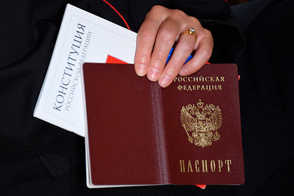 В России объявили об окончании выдачи бумажных паспортов