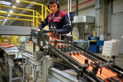 Минэкономразвития объяснило рост промпроизводства вРФ вначале лета приростом СПГ