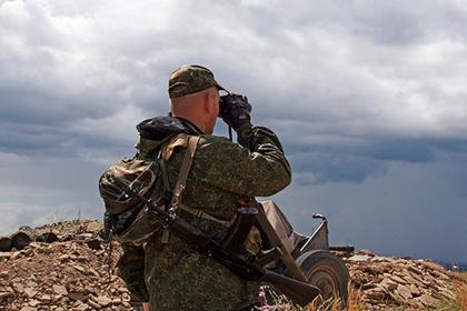 На Донбассе согласовали бессрочное перемирие