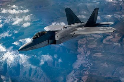 F-22 и F-35 не достигнут цели