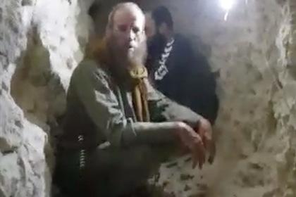 Cирийские джихадисты ушли под землю
