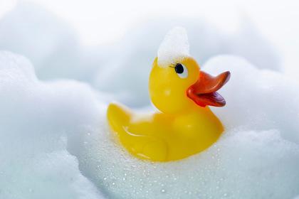 Россияне признали бессмысленность ванн