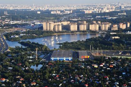 Назван город-спутник Москвы с самыми дешевыми квартирами