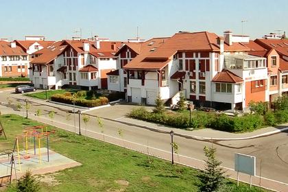 Под Москвой нашли дорогие дома стоимостью в два Крымских моста