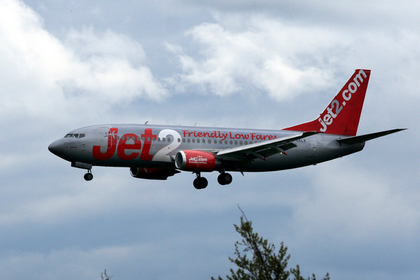 Дебош в самолете обошелся пассажирке в 85 тысяч фунтов