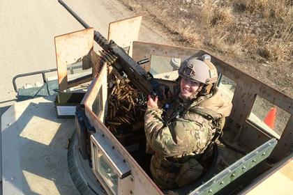 Русско-украинская летчица ВВС США поведала о патриотизме