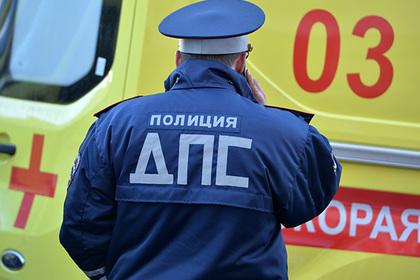 Семеро россиян погибли из-за выехавшей на встречку машины
