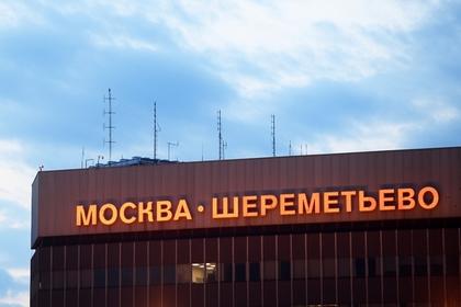 В Шереметьево во время эвакуации из аварийного лайнера пострадали пассажиры