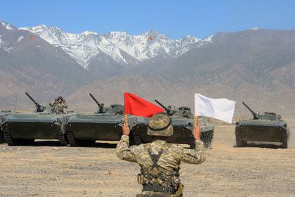 Россия пояснила ситуацию со второй военной базой в Киргизии