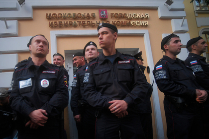 Обращение СПЧ в Мосгоризбирком оказалось фальсификацией