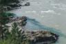 Катунь — одна из самых крупных рек Алтая и самая крупная река Чемальского района. Река горная, купаться нельзя, но популярен всевозможный рафтинг, сплавы, моторки, на ней же проводят региональные соревнования по рафтингу.