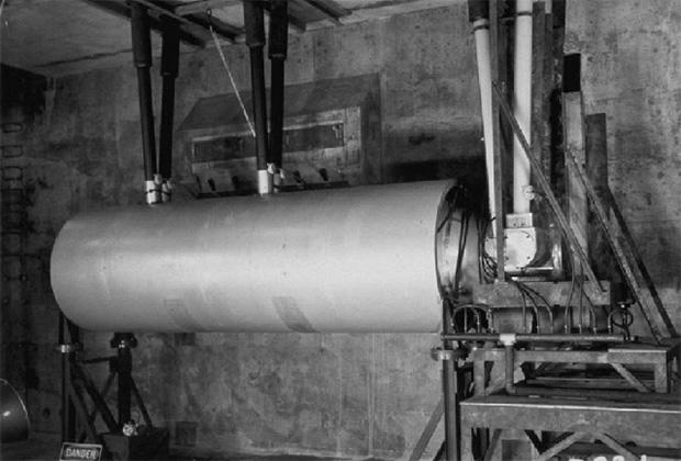 Ядерный заряд, взорванный в ходе испытания Castle Bravo