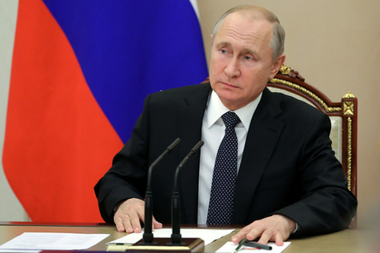 Путин оценил ситуацию на Украине