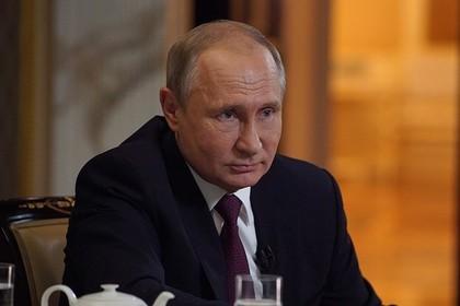 Путин высказался о плане Медведчука по Донбассу