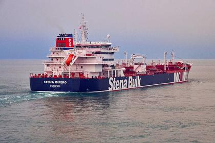 Названо число россиян на борту захваченного Ираном британского судна