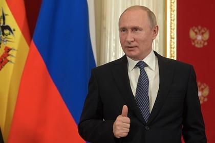 Путин назвал возможную причину для отказа от президентства