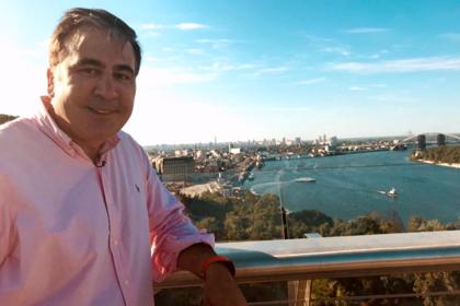 Саакашвили отказался от выборов в Раду ради Зеленского