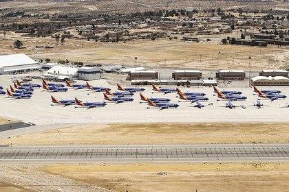 Обнаружено кладбище проблемных Boeing 737 MAX