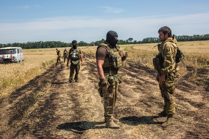 Двое украинских военных погибли от пуль снайпера
