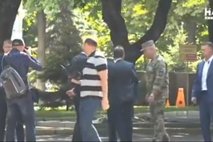 «Захвативший» Кремль министр обороны отреагировал на грубость Зеленского