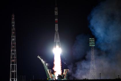 Корабль «Союз МС-13» с космонавтами отправился на МКС