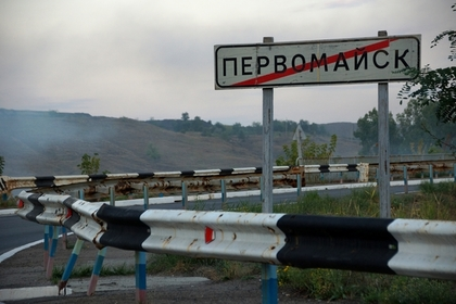 Киев сорвал перемирие в Донбассе