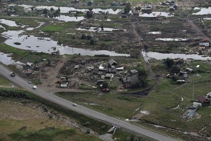 Дамбы в затопленной Иркутской области восстановят к осени