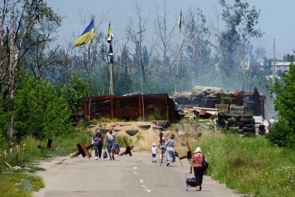 Украина опровергла срыв абсолютного перемирия в Донбассе