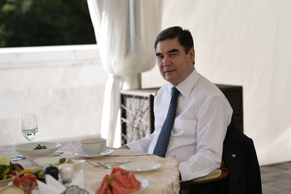 Президента Туркмении не видели на публике 10 дней
