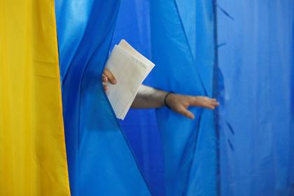 Объявлены первые результаты выборов в Верховную Раду