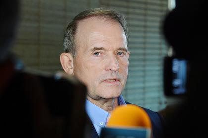 Медведчук оценил первые результаты выборов