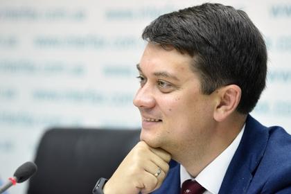 Партия Зеленского заявила о желании быстрее закончить войну в Донбассе