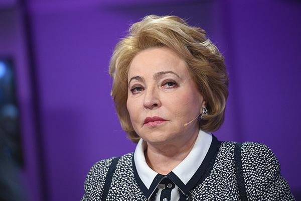 Матвиенко выступила за единую валюту с Белоруссией
