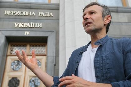 Вакарчука назвали претендентом на пост премьер-министра Украины