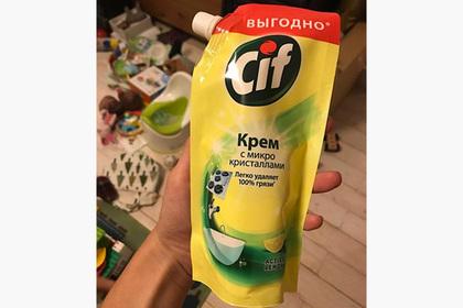 Алибасова предостерегли от чистящего средства в упаковке из-под майонеза