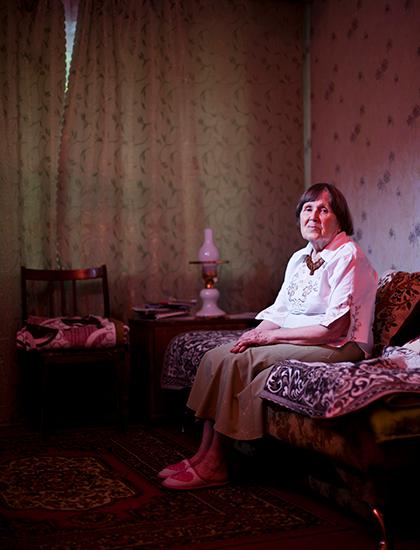 Валентина Александровна Соколова