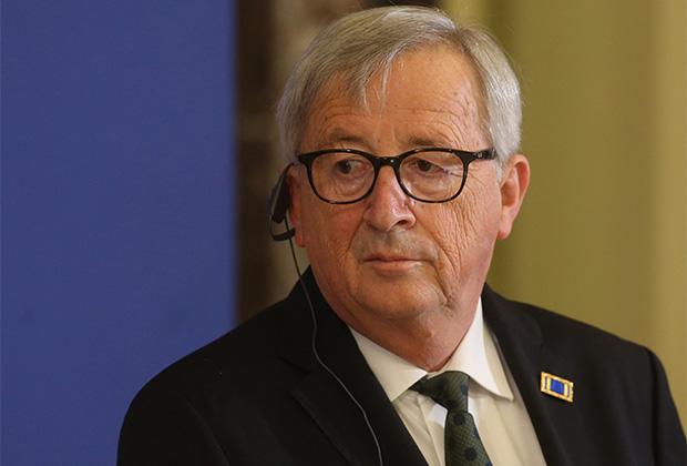 Экс-председатель Еврокомиссии Жан-Клод Юнкер