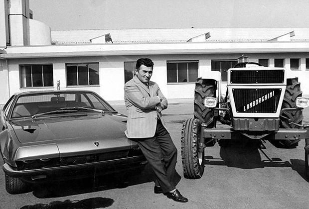 Автомобильная история Эмилии-Романьи завязана на ярких личностях основателей компании. Так, успешный производитель тракторов Феруччио Ламборгини купил Ferrari, возмутился ее несовершенству и написал письмо Энцо Феррари. Энцо своего клиента отправил дальше делать трактора, и разозленный Ламборгини решил проучить заносчивого Феррари, создав идеальный спорткар.