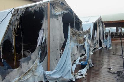 Пострадавшие при пожаре в лагере под Хабаровском дети впали в кому