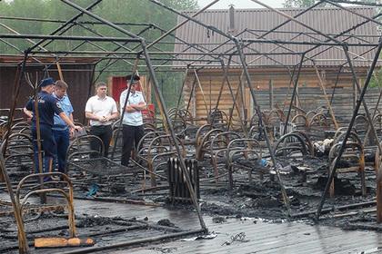Число жертв пожара в хабаровском лагере выросло до четырех