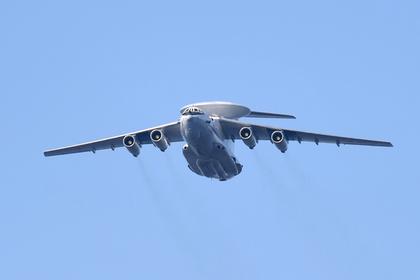 Авиационный комплекс дальнего радиолокационного обнаружения А-50